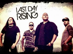 Image for LAST DAY RISING