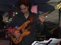 Phil Wain on bass