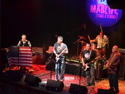 Image for Red White and Blues Band of Woodstock