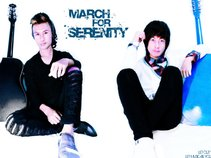 March For Serenity
