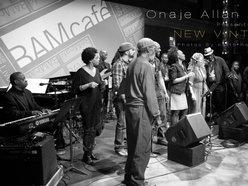 Image for Onaje Allan Gumbs & New Vintage