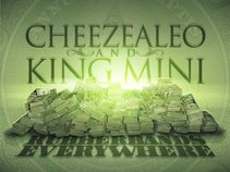 CHEEZEALEO & KING MINI