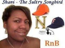 "Shani Elliott - ""The Sultry Songbird"""
