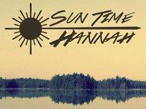 Sun Time Hannah