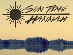Image for Sun Time Hannah