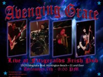 Avenging Grace band