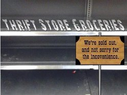 Image for Thrift Store Groceries