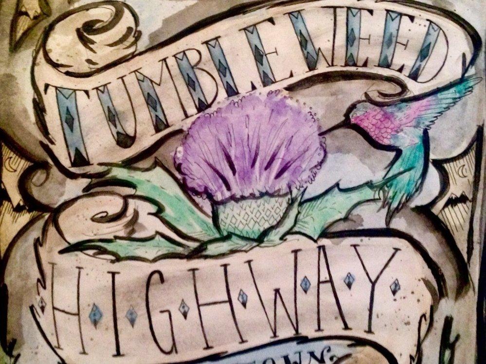 Image for Tumbleweed Highway