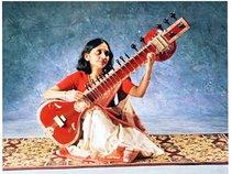 Hasu Patel, Sitarist