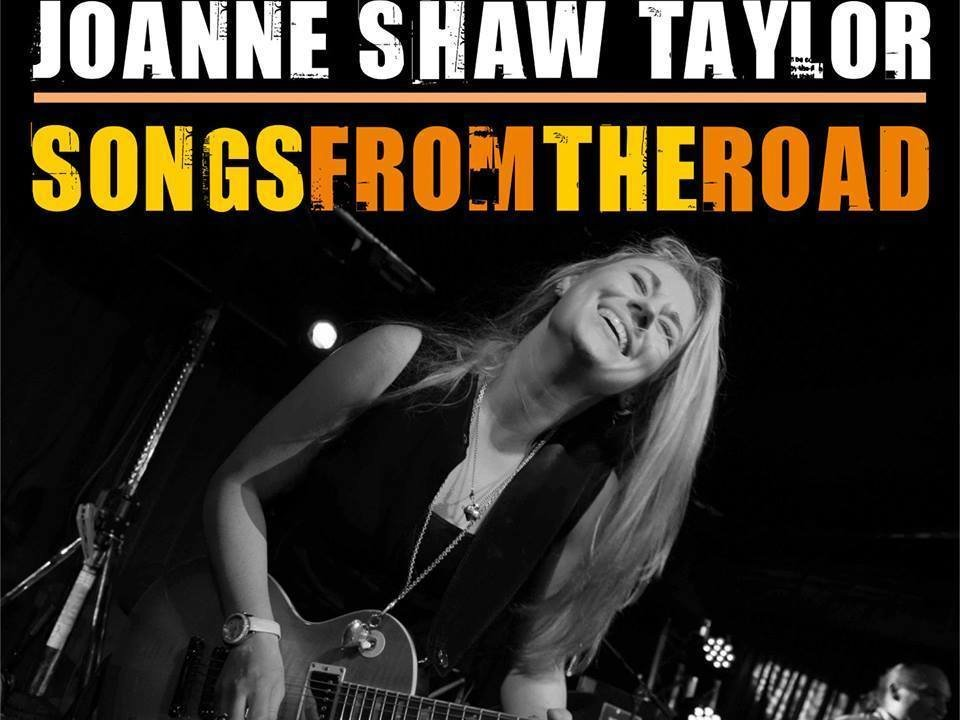 Image for Joanne Shaw Taylor