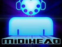 MIDIhead