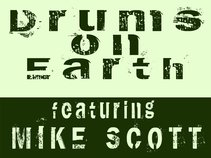 Drums On Earth featuring Mike Scott