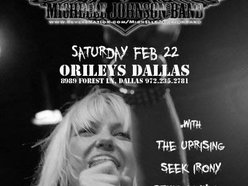 Image for Michelle Johnson Band