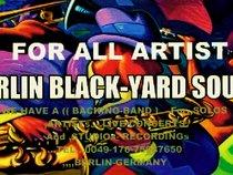 BERLIN BLACK-YARD SOUNDS