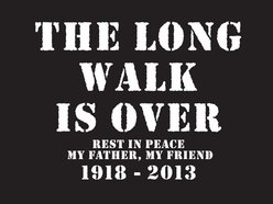 THE LONG WALK IS OVER
