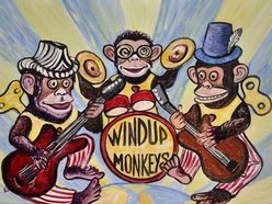 Image for The Wind Up Monkeys