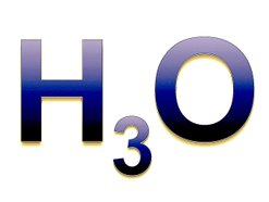Image for H3O