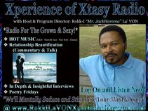 Xperience of Xtasy Radio