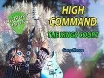 HIGH CONUSMMAND GERRY MANUS
