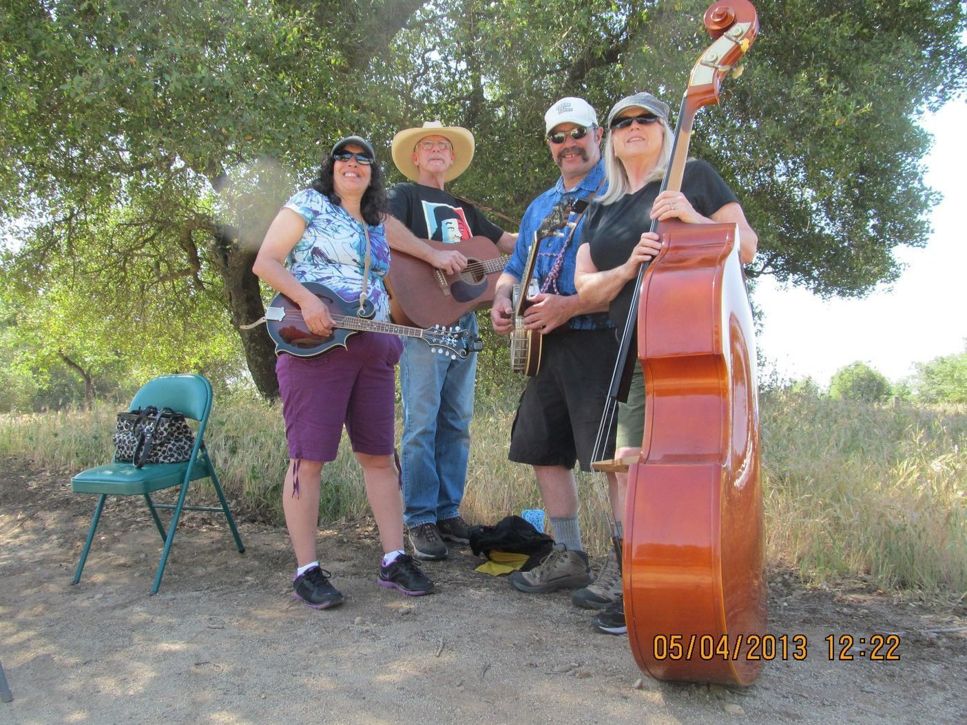 Image for Blue Mountain Quartet