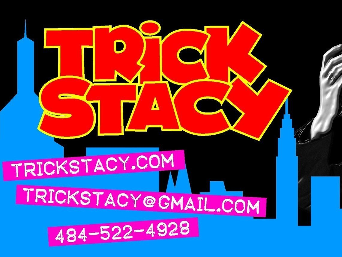 Image for Trick Stacy