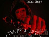 King Harv