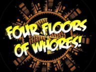 Image for Four Floors of Whores