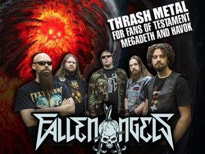 Fallen Angels (Thrash Band)