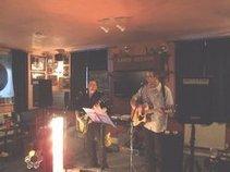 The Brett & Woods band