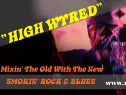 Image for High Wyred Featuring Papa Bear Adams