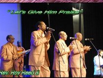 Rev. Roy Reed & The Zion Jubilees -Bryan, TX