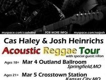 Acoustic Reggae Tour w/ Cas Haley & Josh Heinrichs