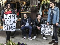 Lola King & the Kickstarts
