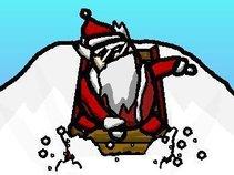 Santa's Barking Spider Band