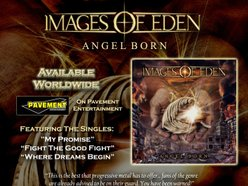 Image for Images of Eden