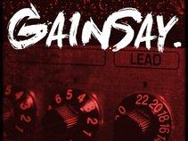 Gainsay