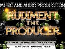 Rudiment The Producer
