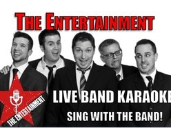 The Entertainment - Live Band Karaoke!