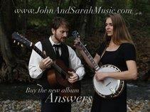 John Gillette & Sarah Mittlefehldt