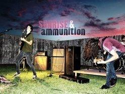Image for Sunrise and Ammunition