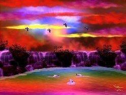 Multi-Colored Sunset
