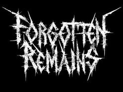 Image for Forgotten Remains