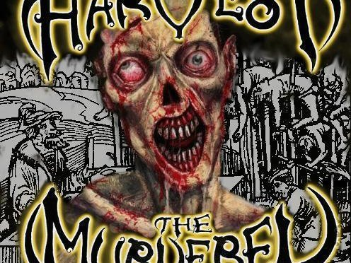 Image for Harvest The Murdered