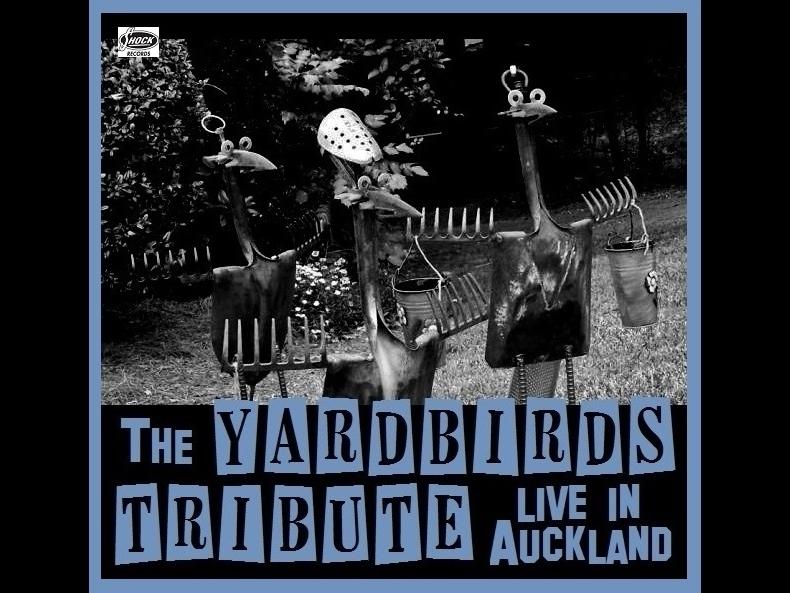 Yardbirds Experience - British Thunder