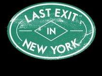 Last Exit In New York