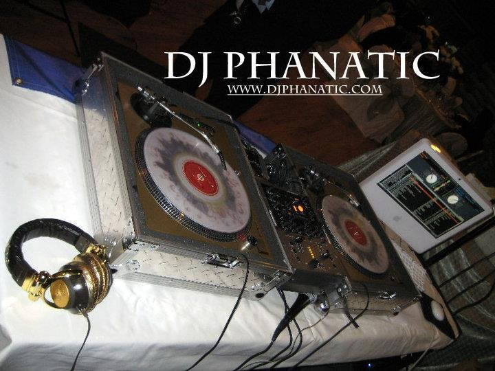 Image for DJ PHANATIC, DJ/Music Producer