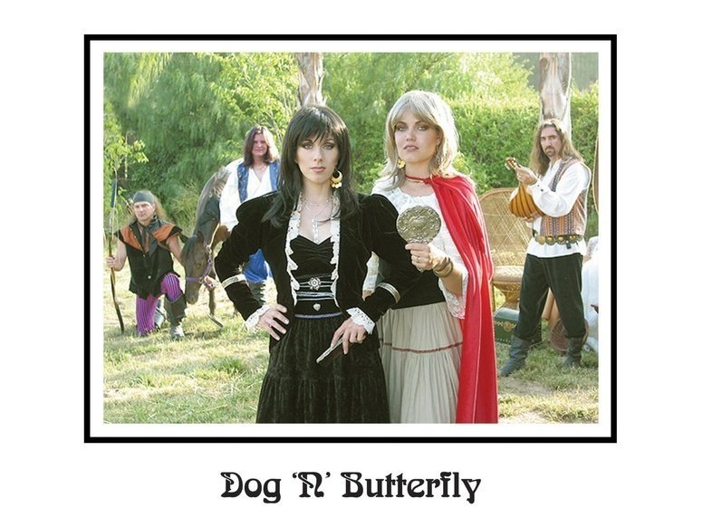 Image for Dog n Butterfly