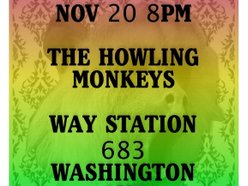 Image for The Howling Monkeys