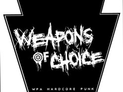 Image for Weapons of Choice