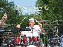 Derek Emmons Christian Drummer